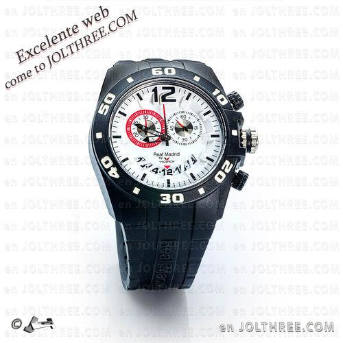 d865c0e369dd Reloj Viceroy Real Madrid 432853-15 negro cronómetro
