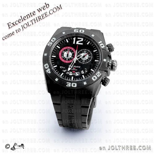 Reloj Viceroy Real Madrid caballero 432853-55 cronometro