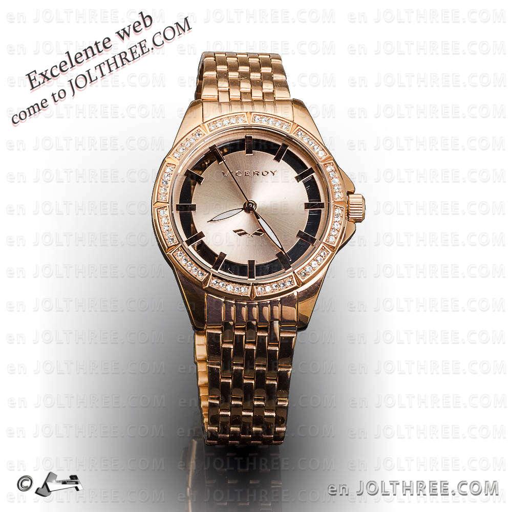 54e4aabd0225 Reloj Viceroy Señora Antonio Banderas 40936-97 - JOLTHREE.COM