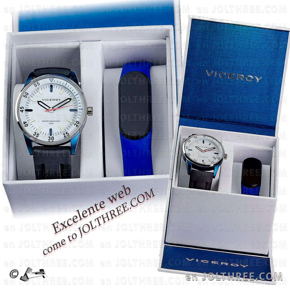 d873212512dc Pack VICEROY reloj-fitband de niño 46765-97 - JOLTHREE.COM